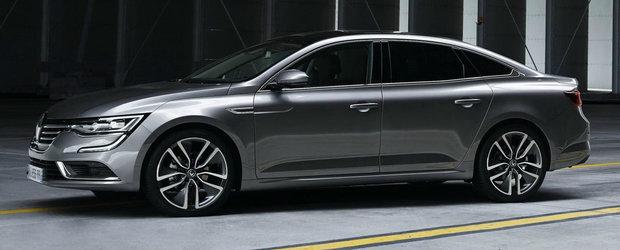 Preturile noului Renault Talisman au ajuns pe internet. Cat costa rivalul lui Passat?