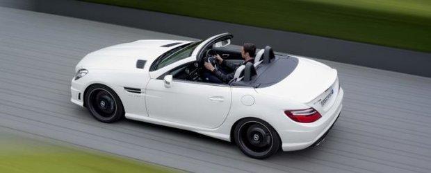 Preturile pentru Mercedes-Benz SLK 55 AMG, anuntate in Marea Britanie