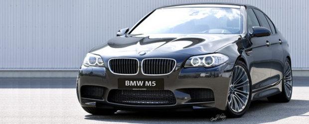 Preview: Sa fie acesta noul BMW M5?
