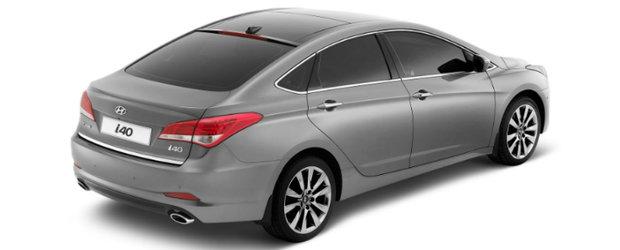 Previziuni excelente cu privire la valoarea reziduala a noului model Hyundai i40