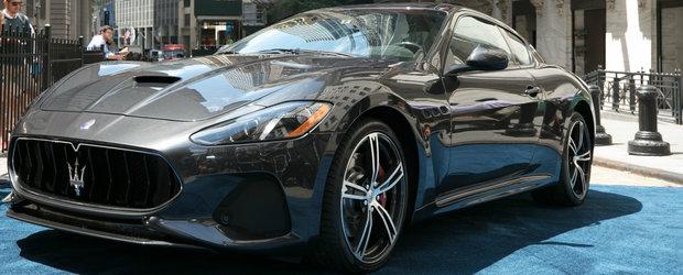 Prezentare neobisnuita pentru Maserati GranTurismo. Ce aduce nou acest facelift