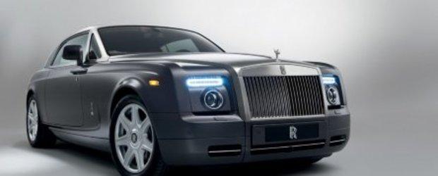 Prezentare Rolls-Royce Phantom Coupe