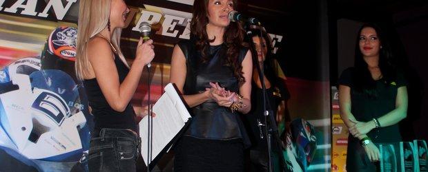Prezente feminine incendiare, prezente la Gala Dunlop RoSBK