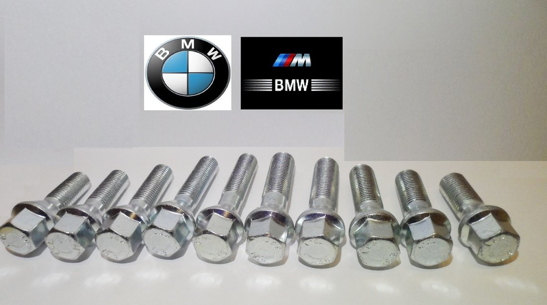 Prezoane lungi BMW pentru flanse Lungime 50 - 75 mm