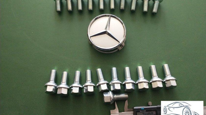 Prezoane Mercedes M12 x 1,5 filet 24 mm cap Semisferic Orice model