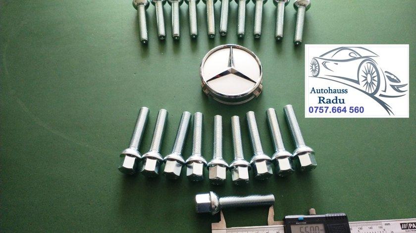 Prezoane Mercedes M12 x 1,5 filet 55 mm cap Semisferic Orice model