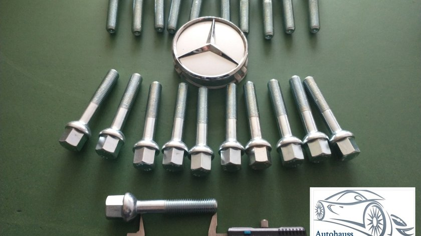 Prezoane Mercedes M12 x 1,5 filet 63 mm cap Semisferic Orice model