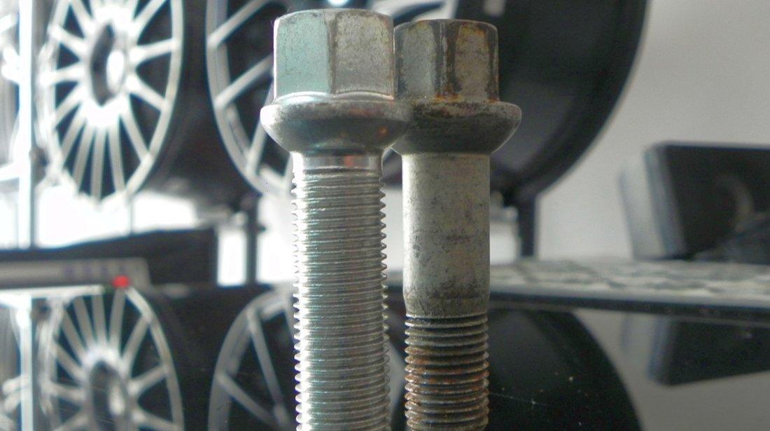 Prezoane suruburi lungi pentru jante originale Mercedes 14x1.5 filet 45 mm