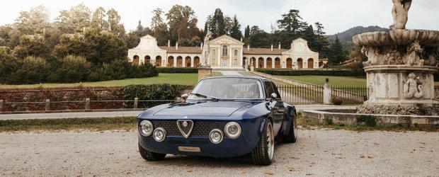 Prima Alfa Romeo electrica este aceasta capodopera cu 520 CP si pret astronomic