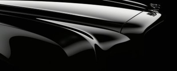 Prima imagine oficiala cu noul Grand Bentley