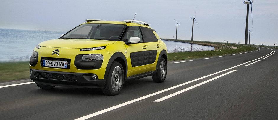 Prima Masina 2014: ce autoturisme 'mari' iti poti cumpara prin program?