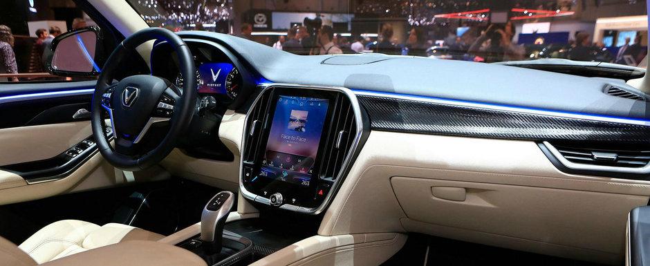 Prima masina construita in Vietnam. Compania producatoare a lansat o versiune V8, care atinge 300 km/h