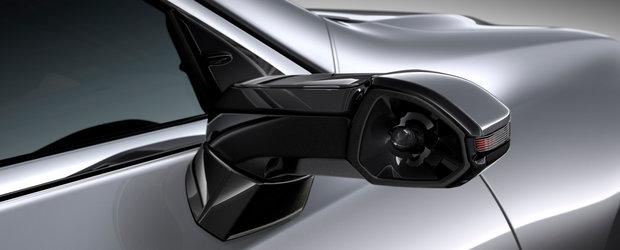Prima masina cu camere pe post de oglinzi a primit un facelift major. Compania producatoare a publicat acum toate imaginile si detaliile oficiale