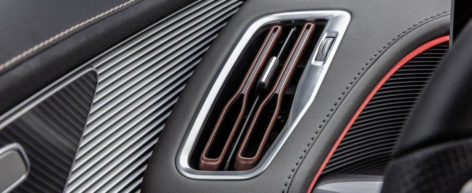 Prima masina cu doua motoare de la Mercedes a primit o reducere considerabila de pret