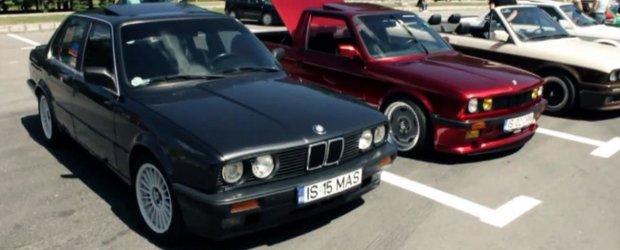 Prima melodie romaneasca dedicata BMW-ului E30: FIN by Rareshh