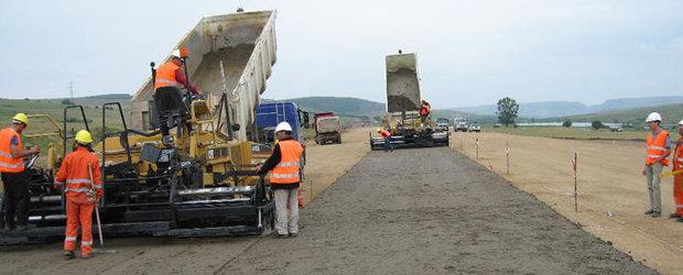 Prima portiune din autostrada Timisoara-Lugoj va fi deschisa traficului la sfarsitul lui septembrie
