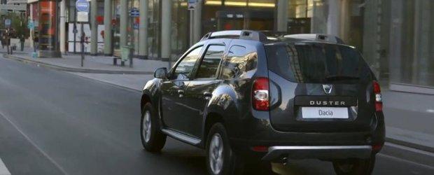 Prima reclama la Dacia Duster facelift