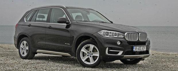 Prima reclama la noul BMW X5: respectul nu se impune, se castiga