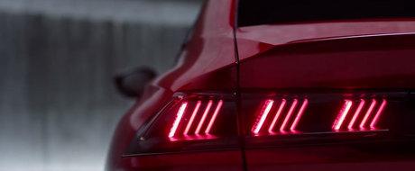 Prima reclama la noul Peugeot 508 scoate la iveala tot ce are masina franceza mai bun de oferit. VIDEO