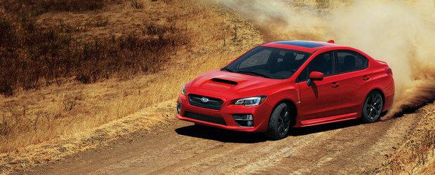 Prima reclama la noul Subaru WRX ne arata de ce e in stare sedanul japonez