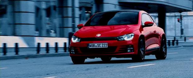 Prima reclama la noul Volkswagen Scirocco Facelift