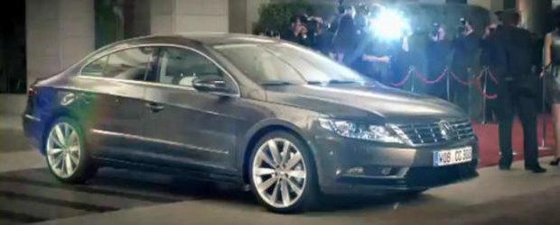 Prima reclama pentru noul Volkswagen CC