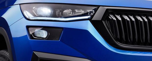Prima Skoda cu jante pe 20 de inch in standard a primit un facelift major. Cehii au publicat acum toate detaliile oficiale!