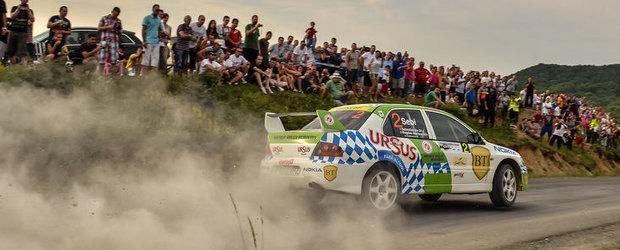 Prima victorie pentru Napoca Rally Academy in sezonul 2012
