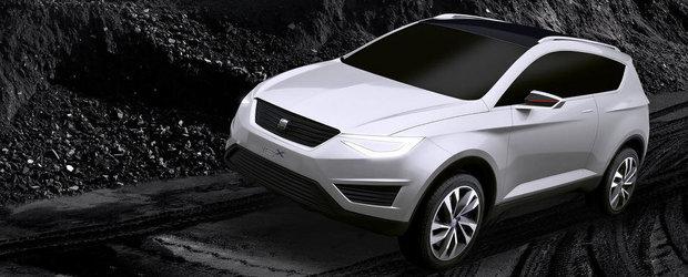 Primele detalii oficiale despre SUV-ul Seat