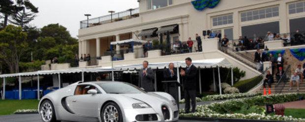 Primele fotografii reale cu Bugatti Veyron 16.4 Grand Sport Roadster