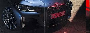 Primele imagini ale noului Seria 4 Coupe au ajuns mai devreme pe internet. Fanii BMW vor plange la vederea noii grile frontale