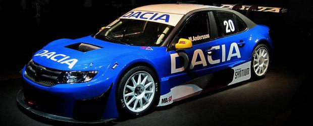 Primele imagini cu Dacia STCC Edition