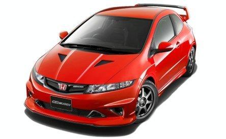 Primele imagini cu Mugen Civic Type-R in versiunea europeana