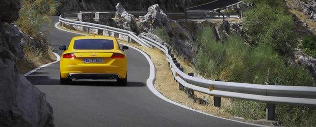 Primele impresii de la volanul noului Audi TTS