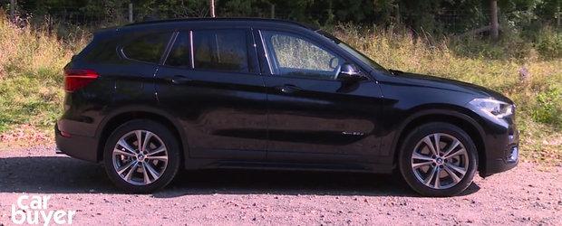 Primele impresii de la volanul noului BMW X1
