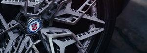 Primele jante printate 3D din titan sunt o capodopera de la care nu iti mai poti lua privirea