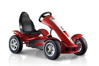 Primele modele de la Ferrari... cu pedale