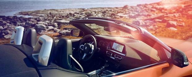 Primele poze au ajuns mai devreme pe internet. Uite cum arata BMW-ul construit pe platforma noii Supra