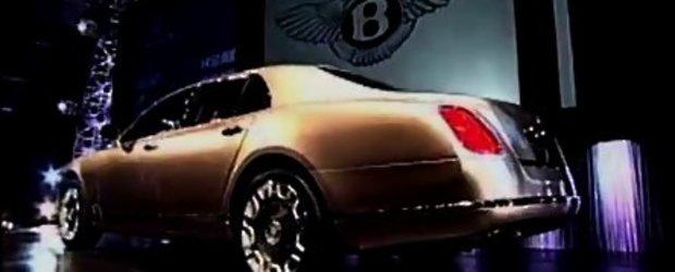 Primul Bentley Mulsanne vandut pentru 500.000 dolari!