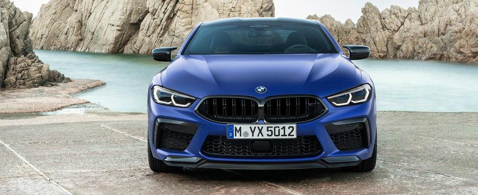 Primul BMW M8 din istorie. Cat costa in Romania