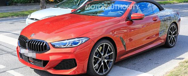 Primul BMW Seria 8 cu plafon retractabil din fabrica. Cum arata