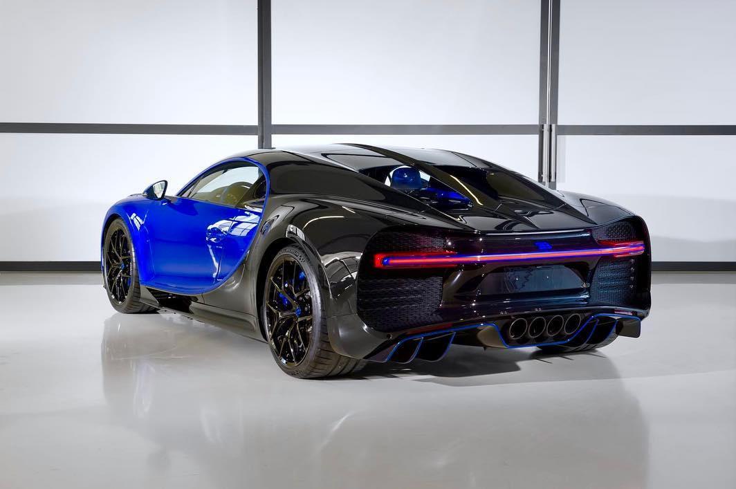 Primul Bugatti Chiron Sport - Primul Bugatti Chiron Sport