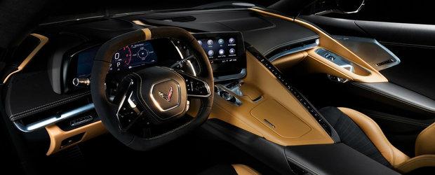 Primul Corvette cu motor central din istorie. Chevrolet pierde o tona de bani la fiecare exemplar vandut