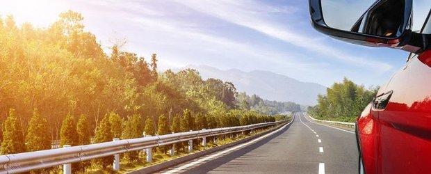 Primul drum lung cu masina pe timp de vara, iarna si in strainatate