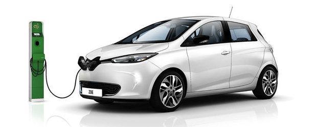 Primul exemplar al lui Renault Zoe a fost deja livrat. Afla cine este fericitul proprietar!