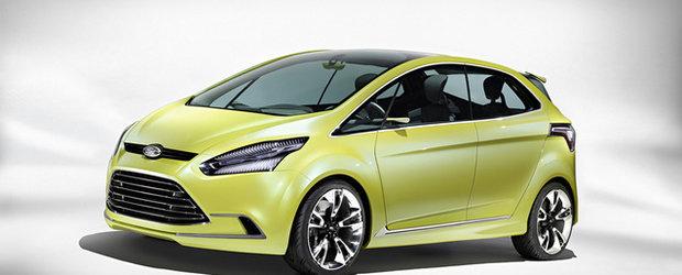 Primul Ford romanesc va fi prezentat in cadrul Salonului Auto de la Geneva
