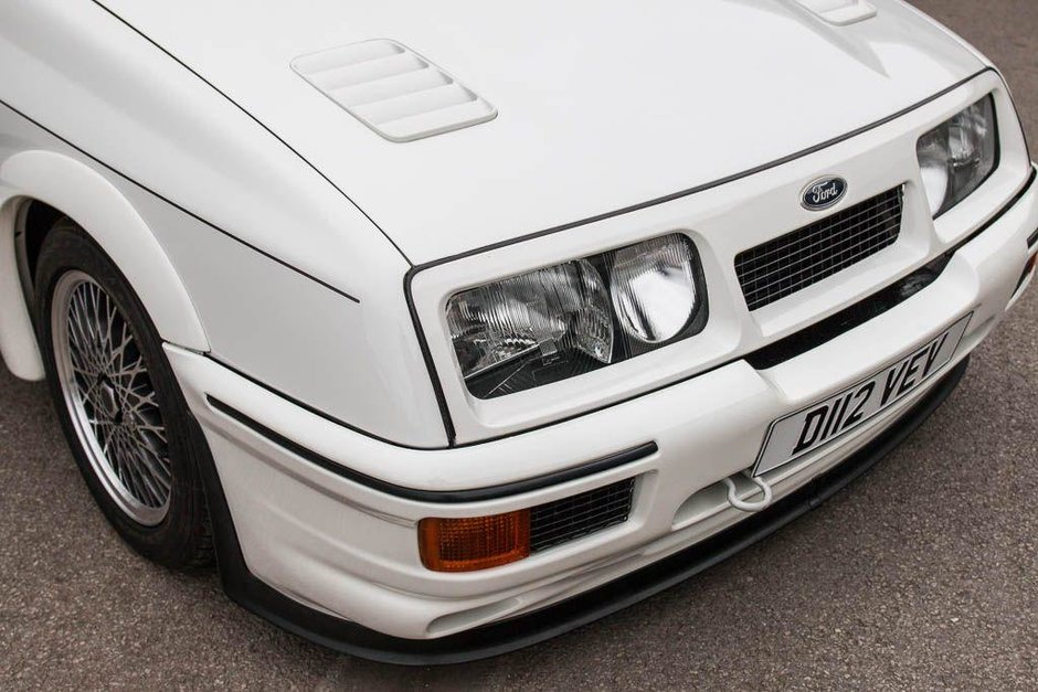 Primul Ford Sierra Cosworth RS500 construit vreodata
