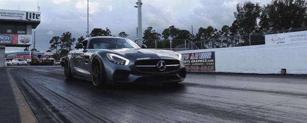 Primul Mercedes AMG GT S de 10 secunde din lume