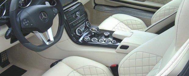 Primul Mercedes SLS AMG GT vandut in Romania costa 250.000 euro si apartine unei femei