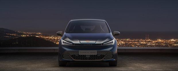 Primul model electric din istoria CUPRA este o compacta sportiva cu 204 CP si autonomie de...